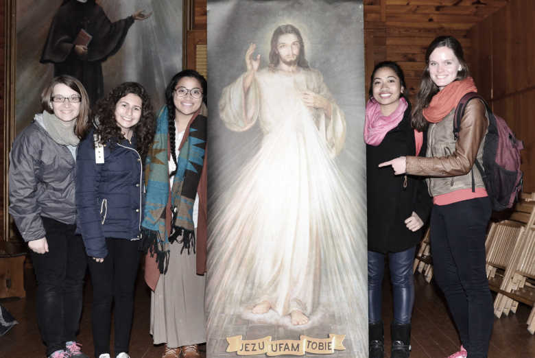 Devotion to the Divine Mercy - The Sisters of Our Lady of Mercy