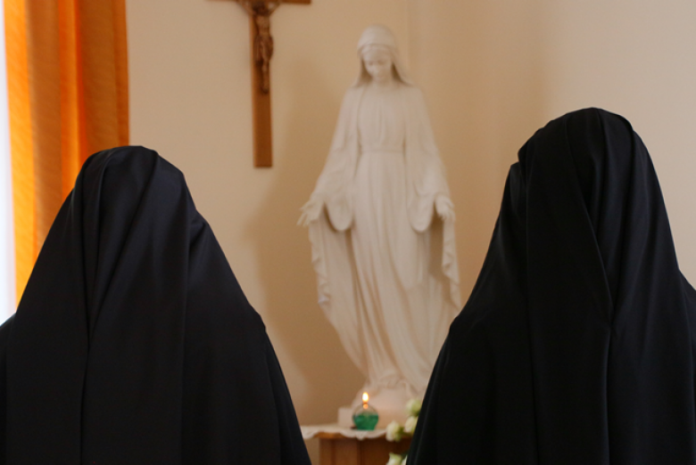The Congregation of The Sisters of Our Lady of Mercy - Patroness