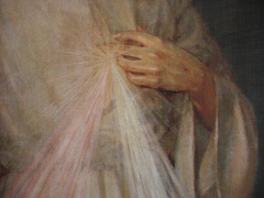 Image of the Divine Mercy